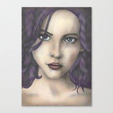 Chevron Ladies Canvas Print