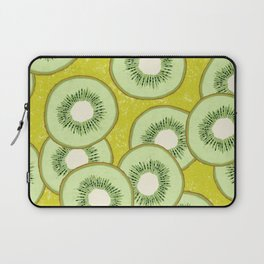 SLICED KIWIS Laptop Sleeve