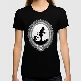 Alice's Adventures in Wonderland - Mad Tea Party Silhouette T-shirt