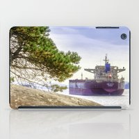 ohio iPad Cases featuring UBC Ohio by August Landscapes