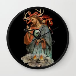 Phantoms Vice Wall Clock
