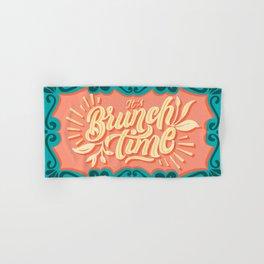 Brunch Time Hand & Bath Towel
