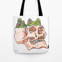 Mountain Fresh Hair: Halong Bay Tote Bag