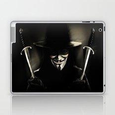 V for Vendetta (e5) Laptop & iPad Skin
