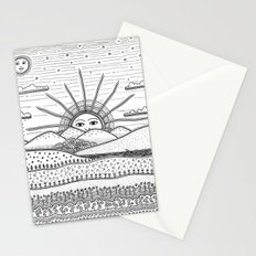 It's coming Stationery Cards