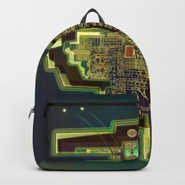 Good Vibes from the Robotic City Lab Backpack