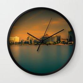 Tempe Town Lake Wall Clock