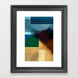 from chance to break Framed Art Print