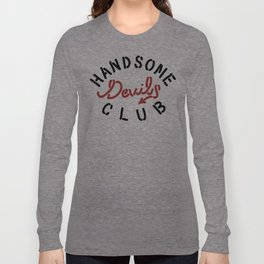 HANDSOME DEVIL'S CLUB (2/3) Long Sleeve T-shirt