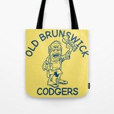 Old Brunswick Codgers Tote Bag