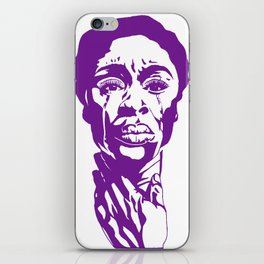 The Color Purple iPhone Skin