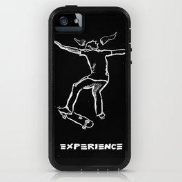 Flip-kick Experience iPhone Case