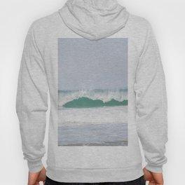 sea waves Hoody