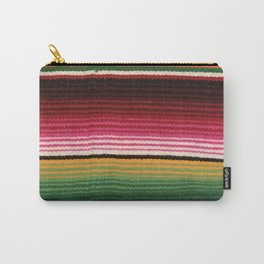 BEAUTIFUL MEXICAN SERAPE Carry-All Pouch