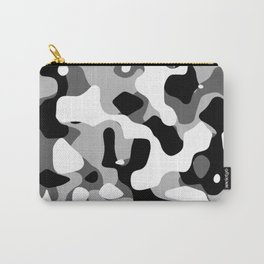 Camouflage Gray Carry-All Pouch