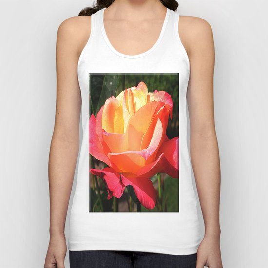 The Subject is Roses, 102 Unisex Tank Top