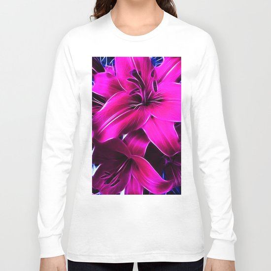 Lily the Pink Long Sleeve T-shirt