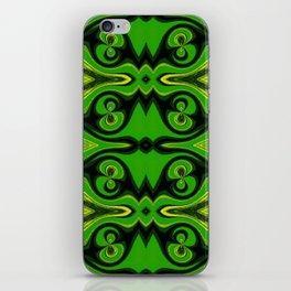 Brigthly So Devils Pattern 3 iPhone Skin