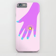 if you like it then you shoulda put a ring on it  iPhone 6s Slim Case