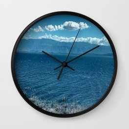 LAGO ENRIQUILLO Wall Clock