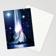 Eruption. Stationery Cards