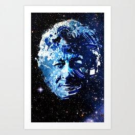 Doctor Who - Three Art Print