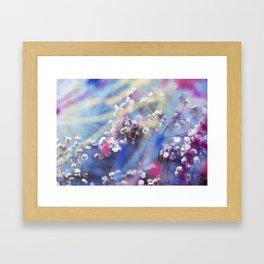 Prevoke your own memories Framed Art Print