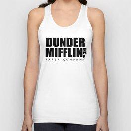 Dunder Mifflin - the Office Unisex Tank Top