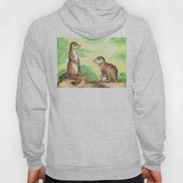 Meerkat Parents Hoody