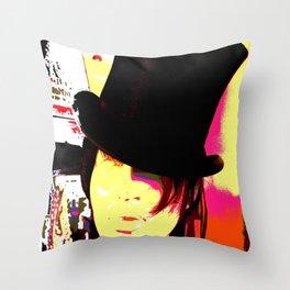 Cotton Club Topper Throw Pillow