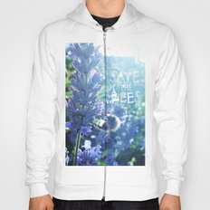 Save the Bees Campaign Hoody