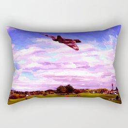 The Vulcan Effect Rectangular Pillow