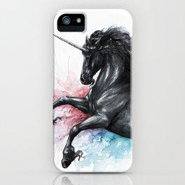 Unicorn dissolving iPhone Case