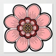 Flower 05 Canvas Print