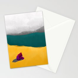 Simple Housing - Beyond the sea Stationery Cards