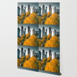 doha skyline Wallpaper