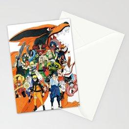 Naruto shippuden Stationery Cards