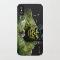 targaryen iPhone & iPod Cases featuring Angry HULK  by bimorecreative