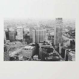 33rd Floor - Detroit, MI Rug