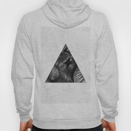 Botanical and geometric II Hoody
