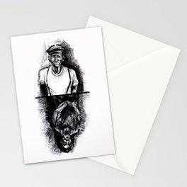 the old geezers  Stationery Cards