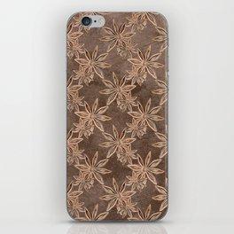 Star Anise iPhone Skin
