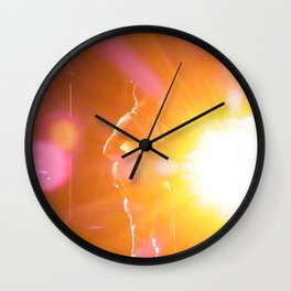 Flicker Wall Clock