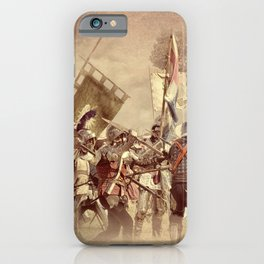 Battle of Bosworth iPhone Case