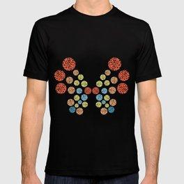Vivillon Ocean Form T-shirt