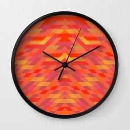 Shapes 002 Wall Clock