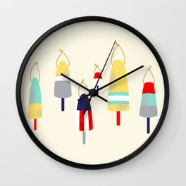 Buoyancy Wall Clock