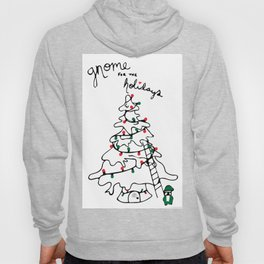 Gnome for the Holidays Hoody