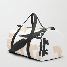 Your Word is Truth (ta) Duffle Bag