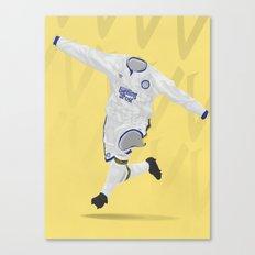 Leeds United 1991-92 Canvas Print